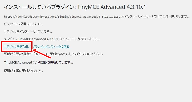 TinyMCE Advanced3