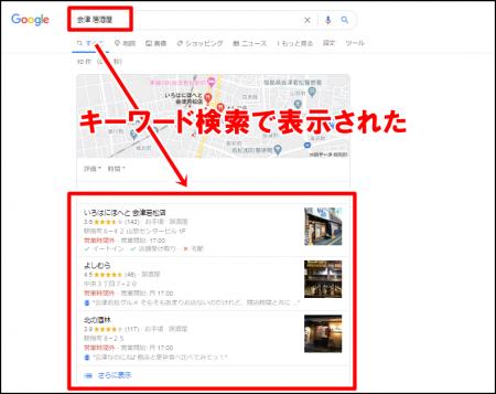 Googleマイビジネス「閲覧数」「検索数」「表示回数」とは?