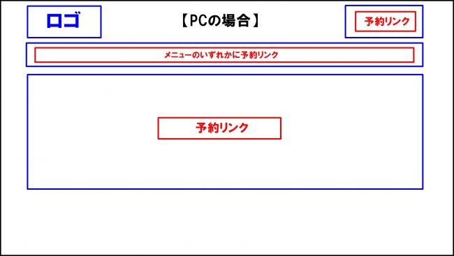 HPの予約リンク(PC)