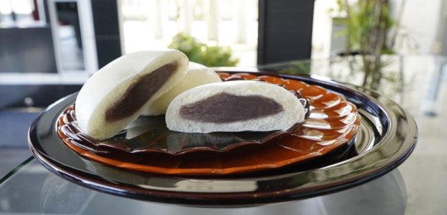 角田製菓の酒まんじゅう